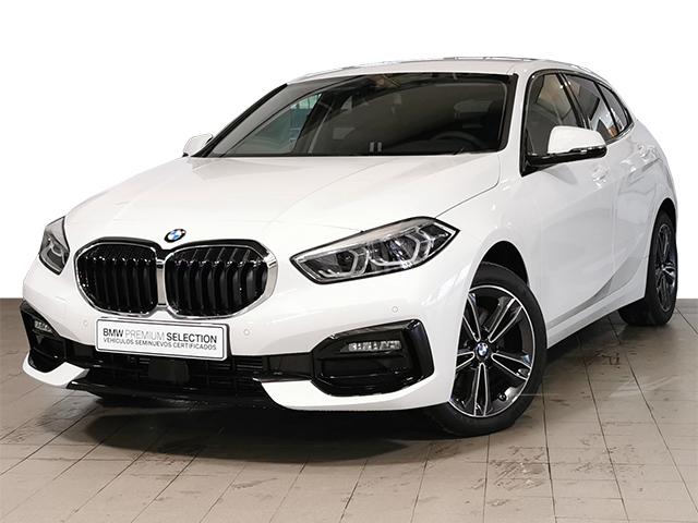 BMW Serie 1 116d de segunda mano
