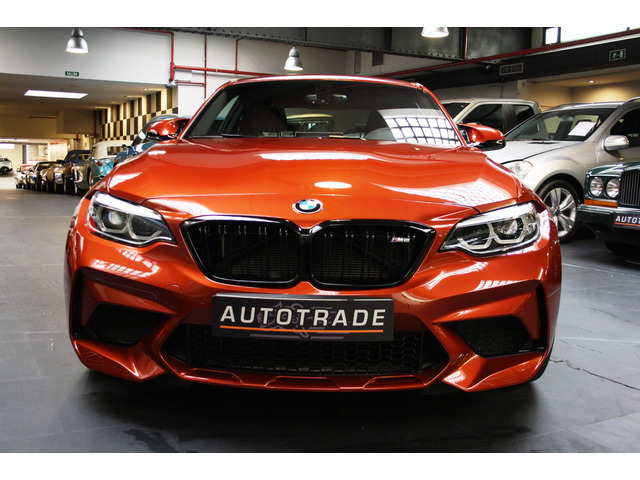 BMW M M2 Competition 303 kW (412 CV)