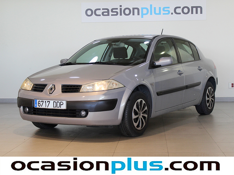 Renault Mégane SEDAN CONFORT EXPRESSION 1.6 16v