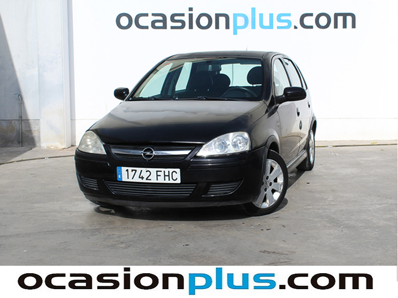 Opel Corsa Silverline Base 1.2 16v
