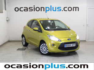 Ford Ka Titanium+ 1.2 Duratec Auto-Start-Stop