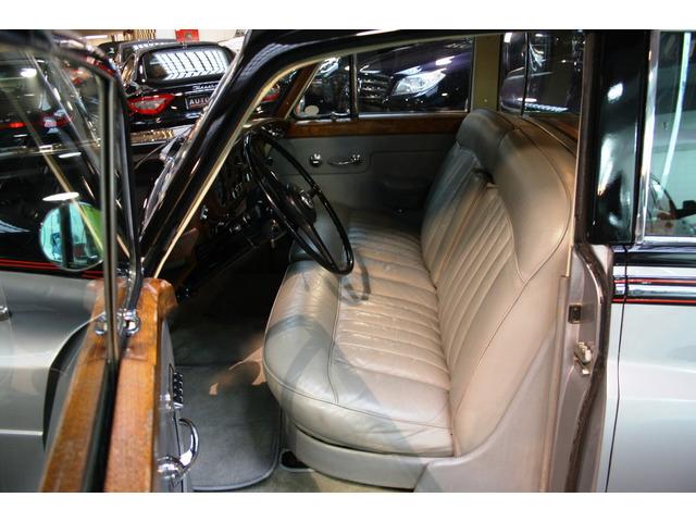 Rolls-Royce Silver Cloud II 6.2 LWB Serie B 107 kW (145 CV)