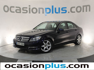 Mercedes Clase C C 220 CDI Blue Efficiency Avantgarde