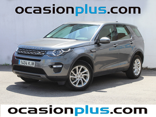 Land Rover Discovery Sport TD4 4WD HSE AT