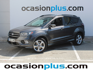 Ford Kuga 2.0 TDCi 110kW 4x4 ASS ST-Line Powers.