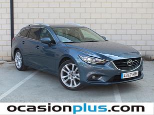 Mazda Mazda6 2.5 GE 192cv AT Luxury + Prem. + Tr. WGN