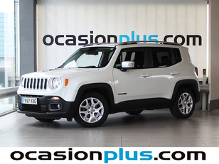 Jeep Renegade 1.6 Mjet 88kW Limited 4x2 DDCT E6