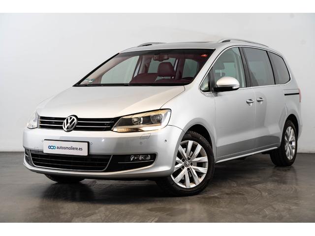 Volkswagen Sharan ocasión segunda mano 2011 Diésel por 16.890€ en Málaga