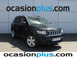 Jeep Compass 2.2 CRD Limited 4x2