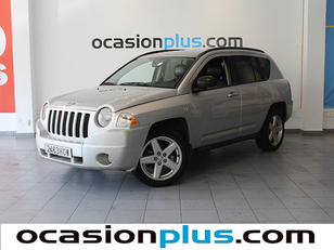 Jeep Compass 2.2 CRD Limited 4x4