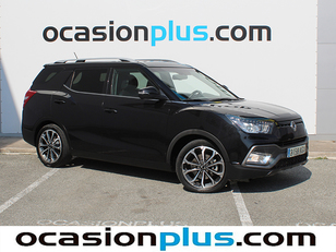 SsangYong XLV D16T Limited Auto