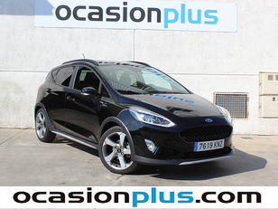 Ford Fiesta 1.0 EcoBoost 74kW Active+ S/S 5p