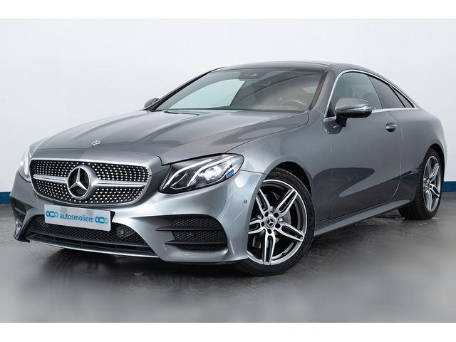Mercedes Benz Clase E ocasión segunda mano 2018 Diésel por 43.890€ en Málaga