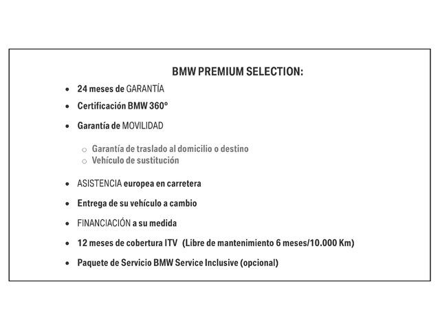 fotoG 9 del BMW X3 xDrive30e 215 kW (292 CV) 292cv Híbrido Electro/Gasolina del 2021 en Pontevedra