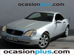 Mercedes Clase SLK SLK 200