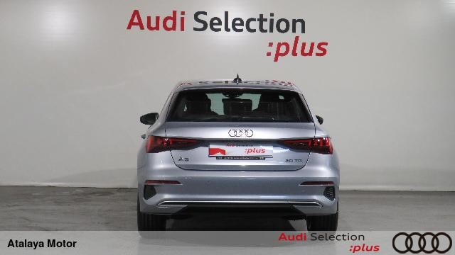 Audi A3 Sportback Advanced 30 TDI 85 kW (116 CV) - 4