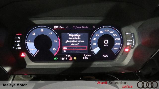 Audi A3 Sportback Advanced 30 TDI 85 kW (116 CV) - 10