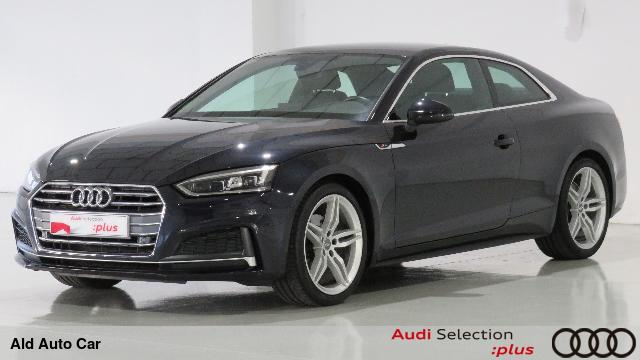 Audi A5 Coupe S line 2.0 TDI 110 kW (150 CV) S tronic - 0