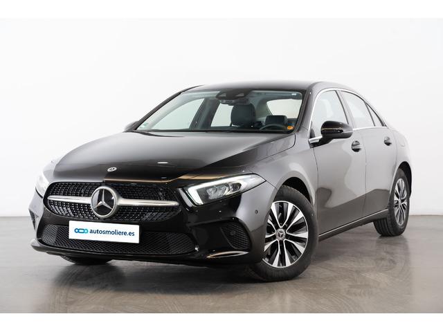 Mercedes Benz Clase A ocasión segunda mano 2021 Gasolina por 35.890€ en Málaga