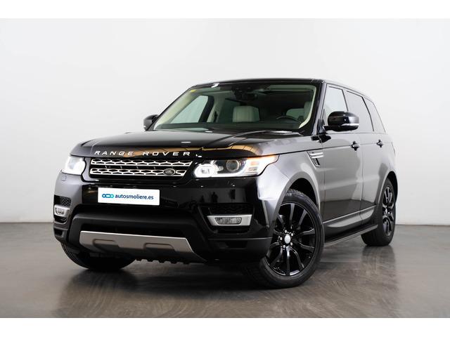 Land Rover Range Rover Sport ocasión segunda mano 2017 Diésel por 44.890€ en Málaga