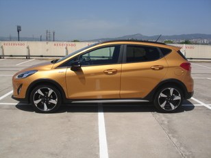 Ford Fiesta 1.0 EcoBoost S&S Active 74 kW (100 CV)