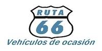 logotipo concesionario RUTA 66