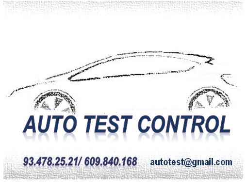 Foto Auto Test Control 1