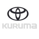 logotipo concesionario TOYOTA KURUMA
