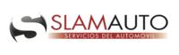 logotipo concesionario Slam Auto