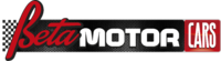 logotipo concesionario BETA MOTOR CARS