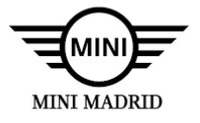 logotipo concesionario MINI Madrid. La Filial de MINI en España