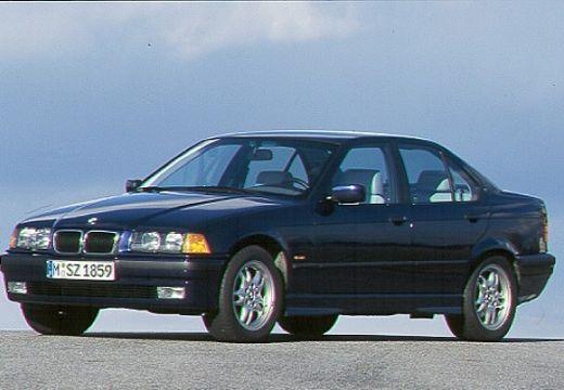 BMW Serie 3 318I 85 kW (116 CV)  de ocasion en Madrid