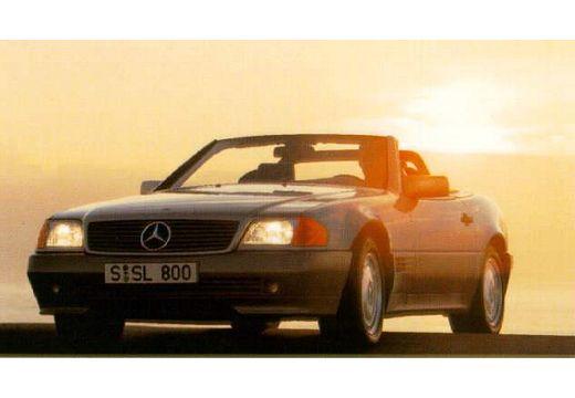 Foto 1 Mercedes-Benz Clase SL 300SL 139 kW (190 CV)