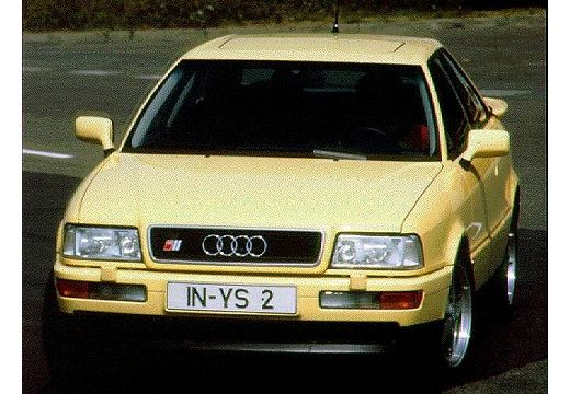 Foto 1 Audi Coupe 2.6 110kW (150CV)
