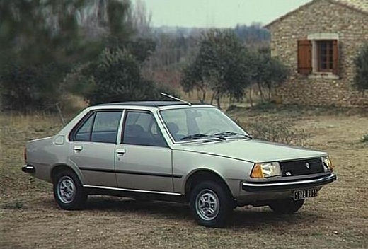 Renault R 18 2.0 GTX 75 KW (102 CV)