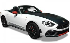 Foto Abarth 124 Spider Turbo Multiair 125 kW (170 CV)