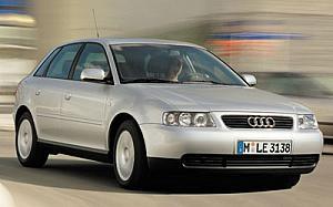 Audi A3 1.9 TDi Ambiente 96 kW (130 CV)  de ocasion en Madrid