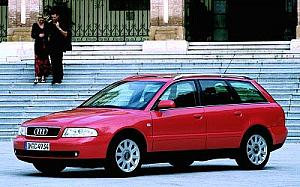 Foto 1 Audi A4 Avant 1.9 TDI 85 kW (115 CV)