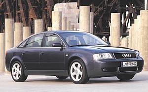 Audi A6 2.5 TDI Tiptronic 114 kW (155 CV)  de ocasion en Madrid