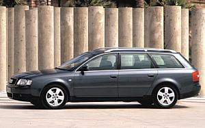 Audi A6 Avant 2.4 Quattro 125 kW (170 CV)