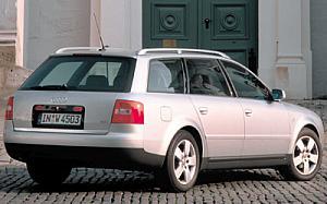 Audi A6 2.4 quattro Avant de ocasion en Jaén