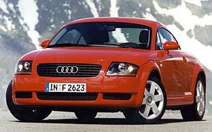 Audi TT Coupe 1.8 T 132 kW (180 CV) de ocasion en Alicante