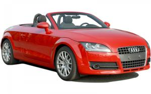 Audi TT Roadster 3.2 quattro S tronic de ocasion en Granada