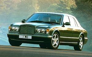 Bentley Arnage 6.8 V8 RED LABEL 294kW (400CV)  de ocasion en Madrid