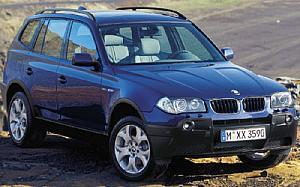 BMW X3 2.0d 110kW (150CV)  de ocasion en Huesca