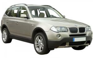 BMW X3 2.0d 110kW (150CV)  de ocasion en Madrid