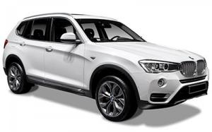 BMW X3 xDrive20d 140 kW (190 CV)  de ocasion en Zamora