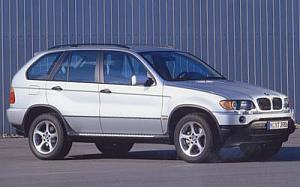 BMW X5 4.4i 210 kW (286 CV)  de ocasion en Madrid