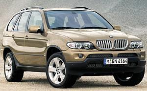 BMW X5 3.0d 160 kW (218 CV)  de ocasion en Málaga