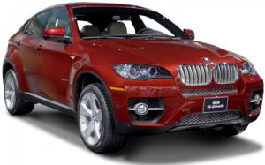 BMW X6 xDrive40d 225 kW (306 CV)